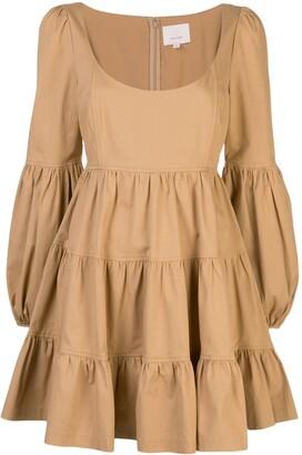 Cinq à Sept Rose mini dress