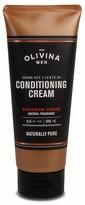 Olivina Men Bourbon Cedar Conditioning Cream - 6.5 oz