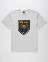 Nor Cal Alameda Mens T-Shirt