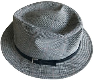Prada Grey Wool Hats & pull on hats