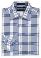 Saks Fifth Avenue Slim-Fit Button Down Dress Shirt