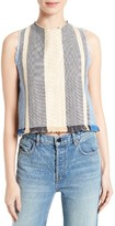 Sea Women's Bartolini Stripe Linen Tank