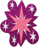 My Little Pony Twilight Sparkle Cutie Mark Glitter Patch