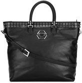 Philipp Plein Dundee tote - women - Calf Leather - One Size