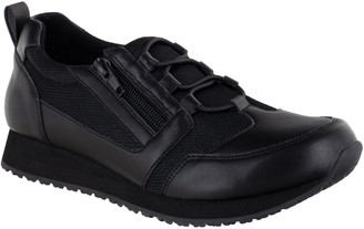 Easy Street Shoes Easy Works by Leather Oxfords - McKinley