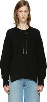 Isabel Marant Black Gallo Sweater