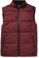 Theory - Reversible Quilted Shell Gilet