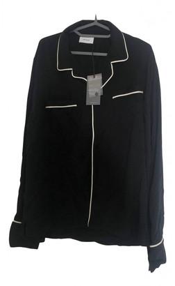 Rhude Black Viscose Shirts