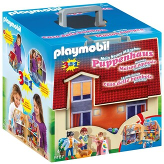 Playmobil Take Along Doll's House