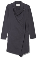 Two by Vince Camuto Drape-front Jacket
