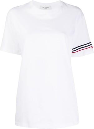 Valentino bead-embellished T-shirt