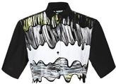 Kenzo Cotton Chintz Shirt
