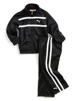 Puma Boys 2-7 Two-Piece Tricot Track Suit
