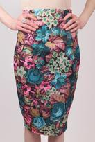 Darling Alice Fitted Skirt
