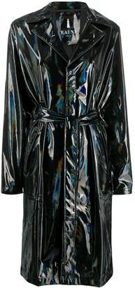 Rains Belted Raincoat