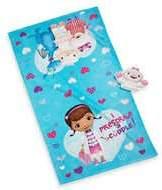 Bassket.com Disney 2 Pieces Large Towel/Washmitt Set For Baby Girls/ Boys/ Unisex