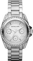 Michael Kors MK5612 Blair mini silver-toned stainless steel watch