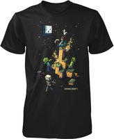 JCPenney Novelty T-Shirts Tight Spot Minecraft Tee