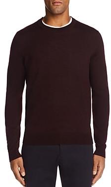 The Men's Store at Bloomingdale's Merino Crewneck Sweater - 100% Exclusive