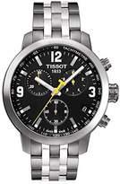 Tissot Men's T0554171105700 PRC200 Analog Display Quartz Silver Watch