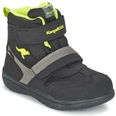 KangaROOS WINNI Black / Green