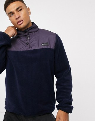 Mossimo polar fleece in navy