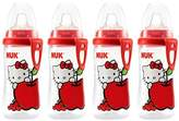 NUK Hello Kitty Silicone Spout Active Cup, 10 Ounce, 4-Pack