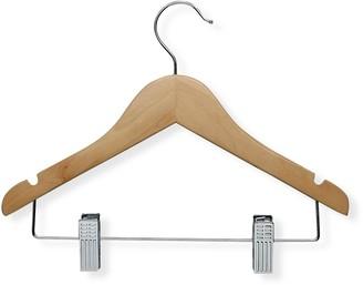 Honey-Can-Do Kids 10-pack Basic Hangers & Clips