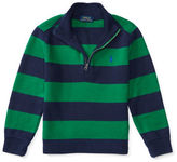 Ralph Lauren Boys 2-7 Striped Knit Pullover