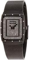 Johan Eric Women's JE1006-13-007.16 Tondor Tonneau Black Watch