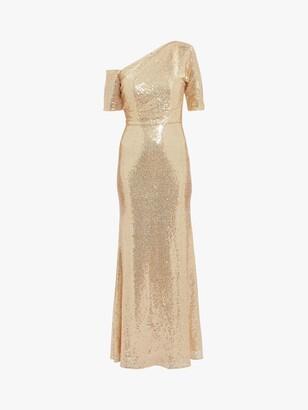 Gina Bacconi Erin Embellished Maxi Dress