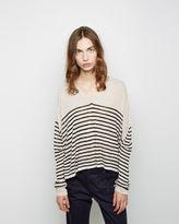 Etoile Isabel Marant Daphne Striped Sweater