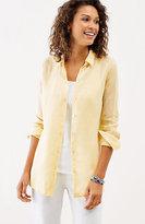 J. Jill Essential Linen Shirt
