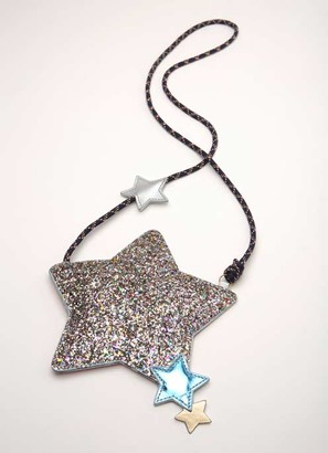 Mint Velvet Mimi & Lula Glitter Star Bag