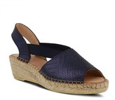 Azura Moshe Espadrille Wedge Sandal