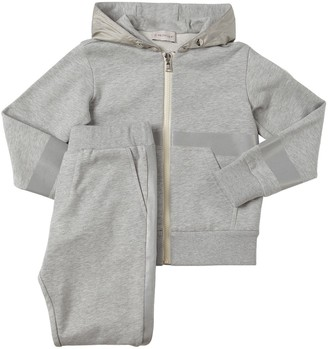 Moncler Cotton Sweatshirt Hoodie & Pants
