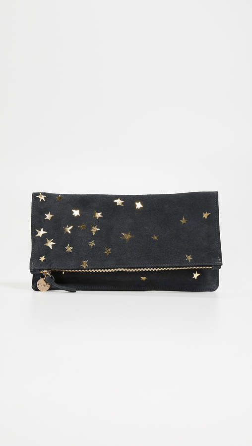 Clare Vivier Margot Foldover Clutch
