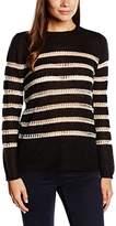 Les Petites Women's PULL MARIN Striped Long Sleeve Jumper