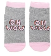 Forever 21 FOREVER 21+ Oh Wow Ankle Socks