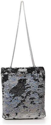 Miu Miu Sequin Tote Bag