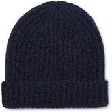 Steven Alan - Ribbed Cashmere Beanie