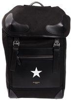 Givenchy Men's Bj05004568001 Black Leather Backpack