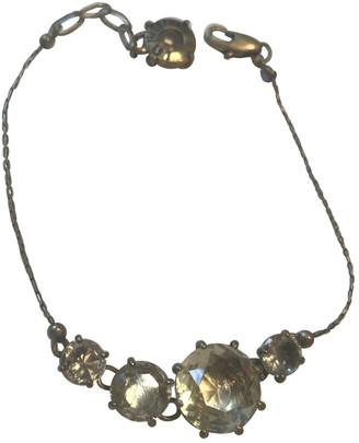 Les Nereides Silver Metal Bracelets
