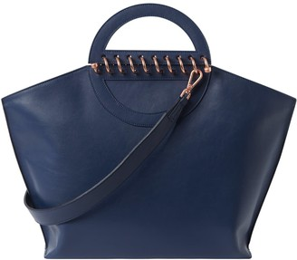 Atribut Leather Shopper Bag - Noble - Nocturne
