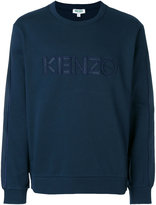 Kenzo crew neck jersey pullover