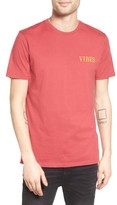 Altru Men's Vibes Embroidered T-Shirt