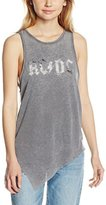 Only Women's Onlacdc S/L Raw Print Top Box Ess mit Print Sleeveless Vest,34 (Manufacturer size: X-Small)