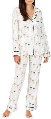 Bedhead Pajamas BedHead Martinis & Mistletoe Classic Pajamas