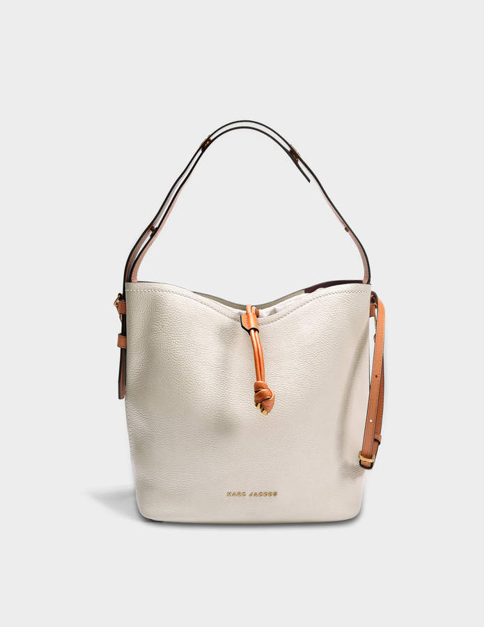 Marc Jacobs Road Hobo Bag in Antique White Cow Leather