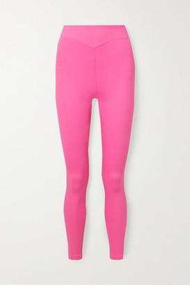 Adam Selman Sport Stretch Leggings - Bright pink